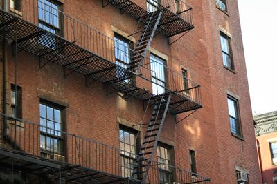 Ny fire escapes