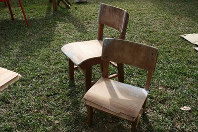 Kids chairs before