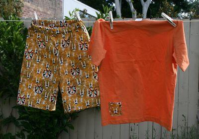 Lion pyjamas2