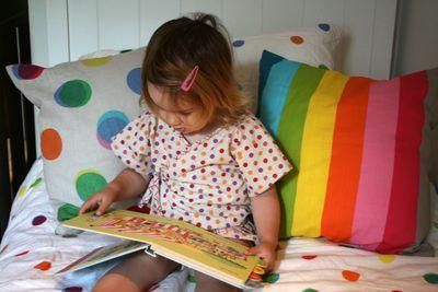 Milla kimono pyjamas book
