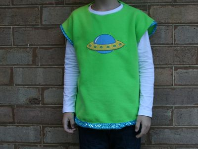 Alien vest