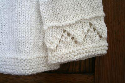Grannys favourite sleeve cuff