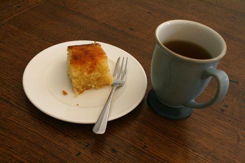 Ottolenghi semolina coconut marmalade cake