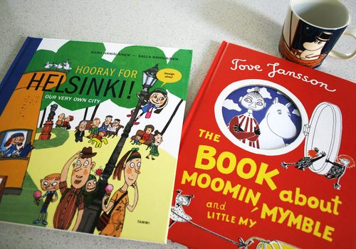 Helsinki books for kids