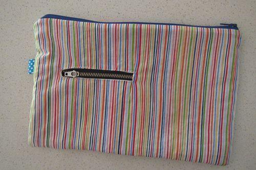 Pencil case back