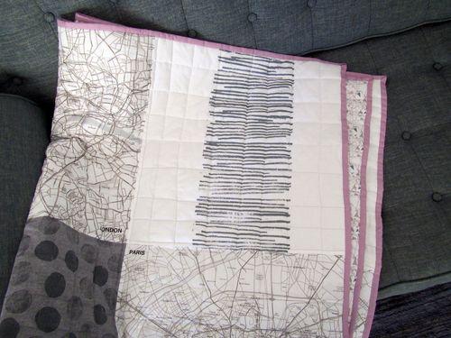Map quilt corner 1