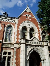 Keio_old_library